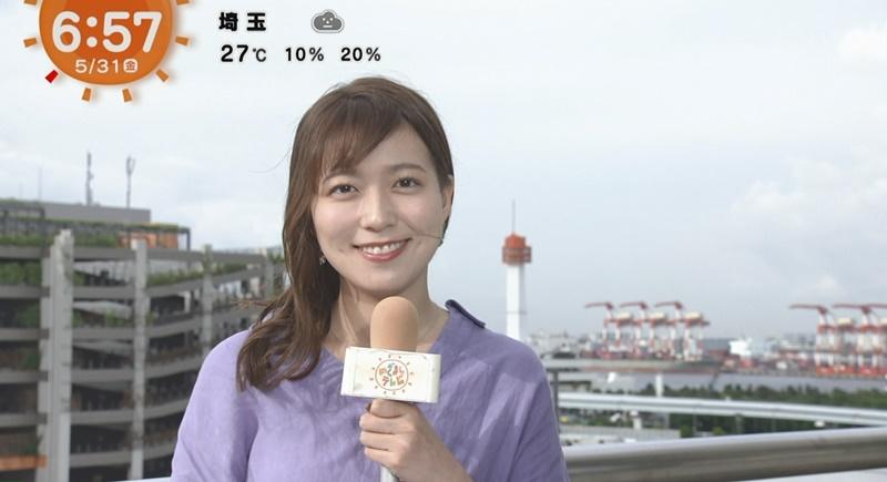 めざましテレビ お天気 歴代